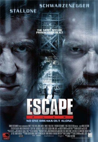 План побега / Escape Plan (2013) WEBRip+HDTVRip 720p