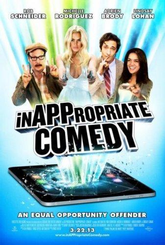 Непристойная комедия / InAPPropriate Comedy (2013) DVDRip