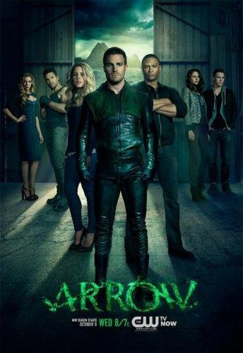 Стрела / Arrow (2012-...) WEB-DLRip Сезон 1-2