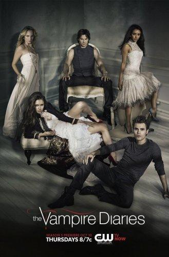 Дневники вампира / The Vampire Diaries (2009 – 2014) WEB-DLRip
