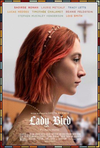 Леди Бёрд (2017)