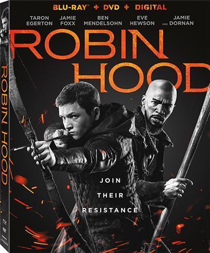 Робин Гуд: Начало (2018)